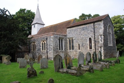 All Saints', West Stourmouth