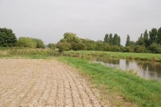 Great Stour west of Minster