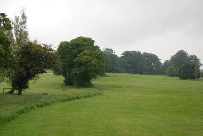 Across the Golf Course