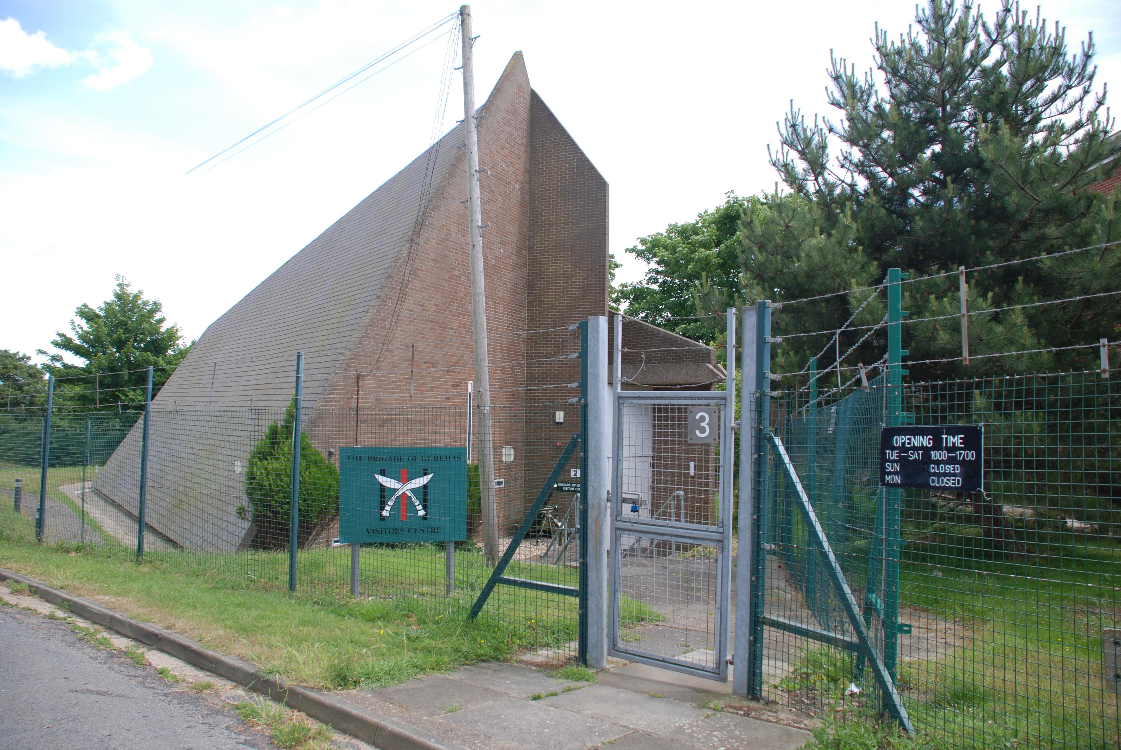 Gurkha Museum, Shorncliffe