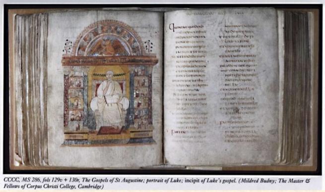 St Augustine's Gospels