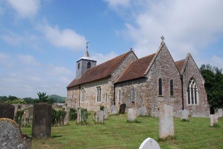 St. Nicholas, Newington