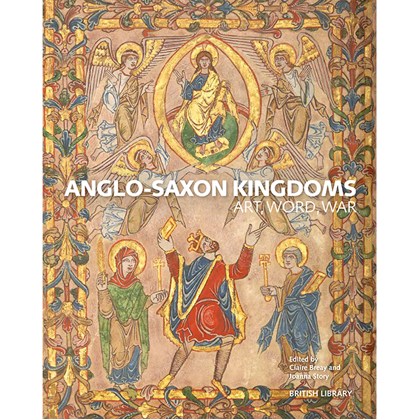 Anglo Saxon Kingdoms Art Word War
