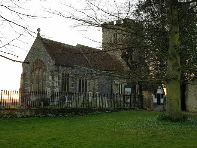 St Andrew Wickhambreaux