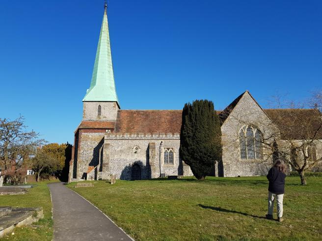 St John the Baptist, Barham