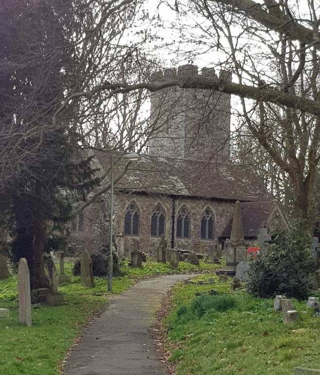 St Martin's Cheriton