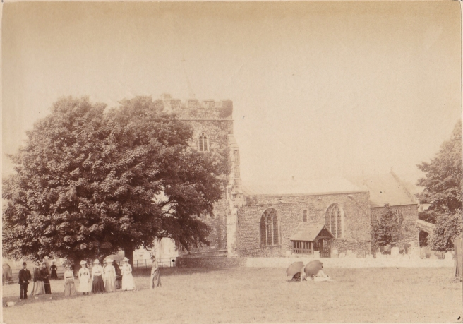 Abbot's Green Lyminge 1890