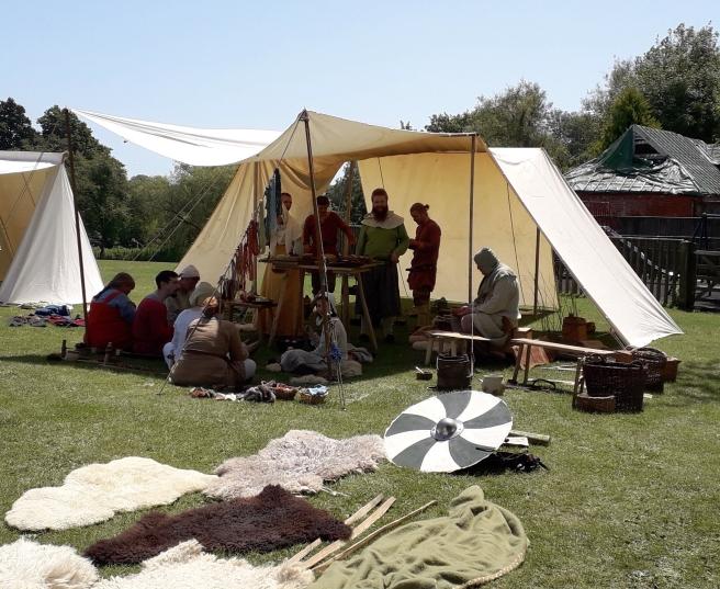 Ost Centingas camp 2 30 Jun 19