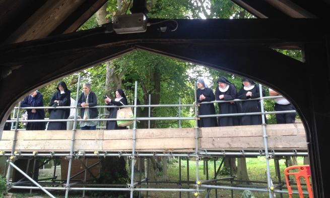 12 sep 19 nuns from Minster