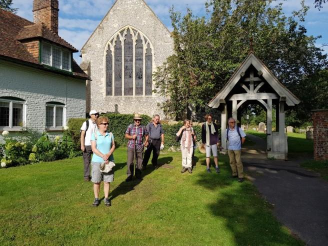 31 Aug Bishopsbourne