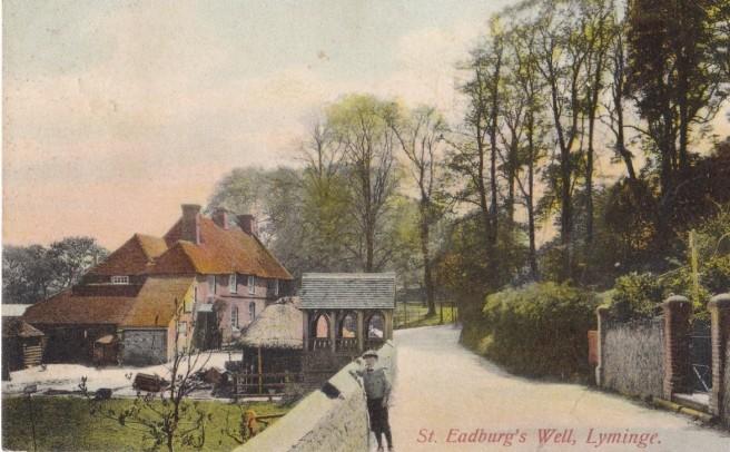 St Eadburg's Well